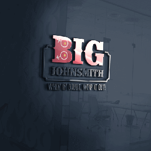 big johnsmith professional logo design